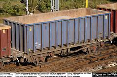 MEA_391153GB_180505 (Catcliffe Demon) Tags: mineral railways mea britishrail dbs ewsrailway ews 2axle dbschenker boxwagon mainlinefreight rfsdoncaster wagonsontheweb trainloadfreightsoutheast