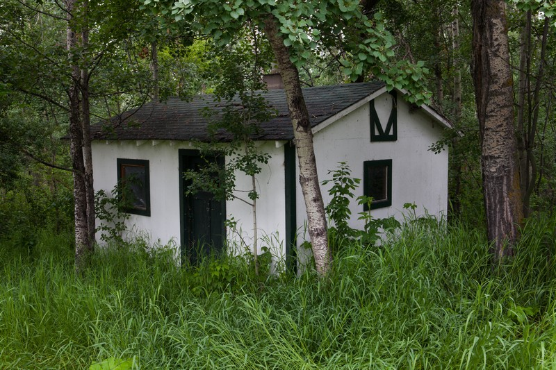 The Slopes - historic sauna on site