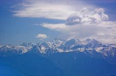 Pir Panjal mountain ranges ([s e l v i n]) Tags: india frames hires prints wallpapers pradesh clad pir selvin panjalsnowpir panjalsnow mountainsbluecloudcloudshillsmountainshillkhajjiardalhousiehimachalhimachal d7100wallpapers