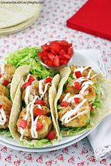 Bang Bang Shrimp Tacos (CinnamonKitchn) Tags: tacos shrimp texmex fishtacos fusionfood bangbangshrimp