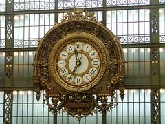 Paris: Orsay Clock