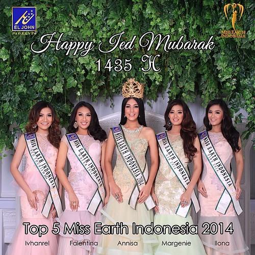 EL JOHN Pageants dan Miss Earth Indonesia menyampaikan selamat Merayakan Idul Fitri 1435 H #putripariwisataindonesia #missearthindonesia #eljohnradio #eljohnpageants #eljohntourism #garudaindonesia #garudajakarta