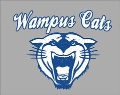 Wampus Cat 001 grey