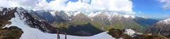 verso la vista nord dalla Brengola (sonZ productionZ ) Tags: hiking valle neve di punta inverno montagna selle cervo escursionismo rosazza brengola