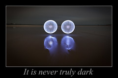 It is never truly dark (Pikebubbles) Tags: nightphotography lightpainting spin led leds ebook lightgraffiti towriteloveonherarms nightography twloha davidgilliver lightjunkies lightpaintingtutorial davidgilliverphotography lightpaintingebook itisnevertrulydark