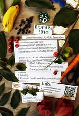 himabio 07.28.14 Poster Biocare ed 07 2 copy (unicorn idris) Tags: fruits vegetables poster yeah photograph publication perdana uns fmipa biocare2014 himabio karnisa tehnikaplikasibaru