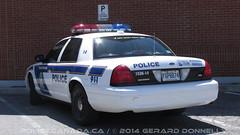 Service de police de Trois-Rivires (QC) (policecanada.ca) Tags: ford 14 police troisrivieres interceptor 152614