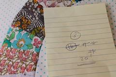 Getting closer (_name_taken_) Tags: libertyoflondon denyseschmidt singlegirlquilt lowvolumefabric