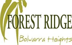 Lot 420 Forest Ridge Estate, Bolwarra Heights NSW