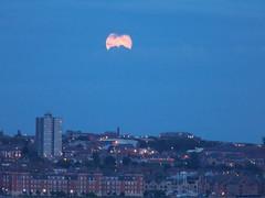 August supermoon (flissel) Tags: uk england sky moon night liverpool nikon august coolpix lunar mersey merseyside l320 supermoon flissel nikoncoolpixl320 octopige