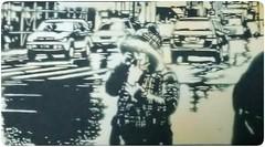 'Raining day in NYC' & 'Regentag in Hamburg' (Stencil, Sprühlack auf Papier, ca. 19x28 cm, 2012-2014) (R. Scheer) Tags: nyc newyorkcity stencils ny newyork art coffee shop bar hospital shopping cafe artwork stencil kunst kultur hamburg kaffee secondhand stencilart regen bilder altona wetter ausstellung ottensen kunstwerk kleidung secondhandshop regentag sauwetter regenwetter klamotten artstreet kunstausstellung strase altonaaltstadt ausstellungseröffnung hamburgaltona kunstbilder ausstellen hospitalstrase kleidungsgeschäft kultureinrichtung