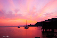 Garda Lake (federca) Tags: sunset garda verona lakegarda lagodigarda
