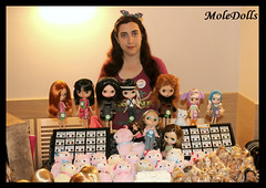MoleDolls Carmen Galidolly