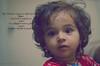 I see myself in her eyes (zai Qtr) Tags: angel daughter potrait aamir qatar manal 2014 منال عامر nikond5100
