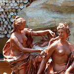 Fuente de los baños de Diana - Granja de San Ildefonso - Segovia thumbnail