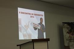 16 e 17.08.2014 - 2º Encontro de Dirigentes ICPBB em Águas de Lindóia