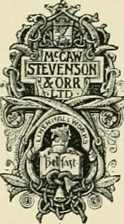 "Image from page 300 of ""A guide to Belfast and the counties of Down & Antrim"" (1902)"
