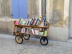 Tryque de libraire (sabine-43) Tags: france drôme dieulefit