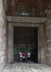 _DSC4400.jpg (@checovenier) Tags: istanbul veronica turismo istambul giacomo turchia veri agyasofia giaco cattedraledisantasofia intratours voyageprivée