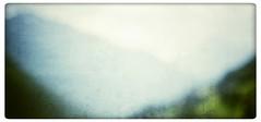 Berge (kokorage) Tags: abstract blur alps canon landscape eos experimental grain blurred minimal alternative minimalsim snapseed kokorage