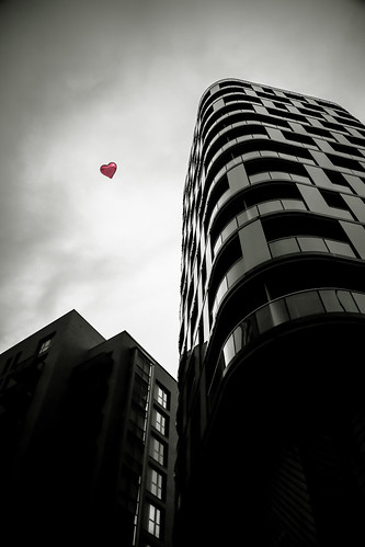 Is It Love or Obsession - London City Life by Simon & His Camera
