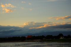 Oblaci nad Slavonskim Brodom