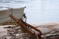 rusty chain (tek_chick) Tags: canada macro bc pacificnorthwest stmarylake saltspringisland ilovebc