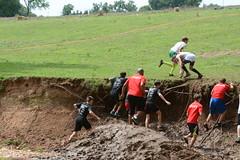 Hillbilly Mud Run 2014 (efusco) Tags: race mud watermelon messy 5k