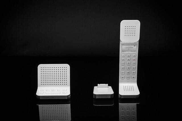【SWISSVOICE】L7無線電話-白色