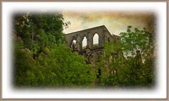 Klosterruine Oybin (Wolfgang's digital photography) Tags: natur ruine sachsen architektur zittau zittauergebirge oybin klosterruine