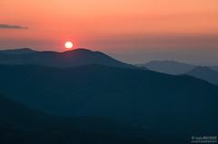Sunset from Yumruka peak (Ivaylo Madzharov) Tags: mountain nature landscape bulgaria balkan