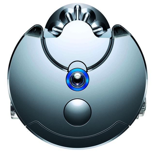 擁有強勁吸力與獨特360度環視科技