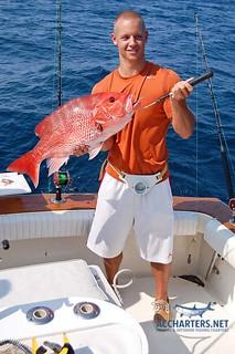 deep sea fishing charter Amelia Island, FL