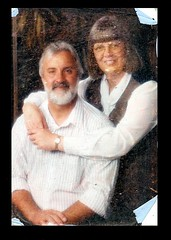Found: Middle Aged Married Couple (haunted snowfort) Tags: ontario canada beard found photo couple married discovery foundphoto find oldercouple middleaged beamsville middleagedmarriedcouple