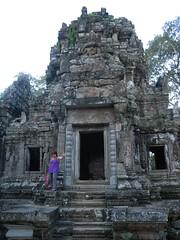 Angkor Thom - 100 (txikita69) Tags: cambodia khmer angkorwat siemreap angkor taprohm bayon angkorthom banteaykdei camboya thommanon bakseichamkrong phnomkrom khmerempire tonlesap terrazadeloselefantes banteaysamre regencyangkorhotel