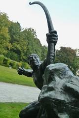 Middelheim Antwerp Belgium (rogerpb) Tags: middelheim museum sculpture statues art outdoor sculptures tourism antwerpen anvers belgium belgië belgique antwerp amberes flanders vlaanderen seaport city sightseeing openair kunst rogerbrosius emilleantoinebourdelle panasoniclumixdmctz8