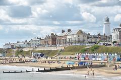 Southwold (scuba_dooba) Tags: uk england beauty coast town suffolk seaside natural small coastal area southwold outstanding heaths aonb
