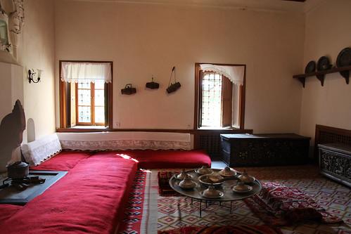 otoman interior