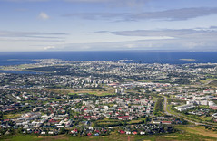 My_1st_impressions_Iaerial view of Reykjavik (My 1st impressions) Tags: volcano iceland eruptions eruption fissure icelandic volcanos eruptioniniceland bardarbunga flyingoverthevolcanoiniceland holuhrain