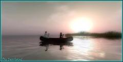 Canotage (Tim Deschanel) Tags: life sun landscape soleil tim magic sl second paysage canot deschanel kelty keltyana