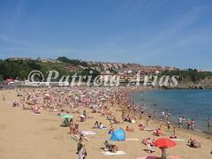 Luanco (patricia.ariasfdez) Tags: espaa beach spain asturias luanco viajes verano playas