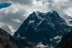 DSC_0098 (Lewis A Jones) Tags: travel winter mountain snow alps ice water field alpes work landscape switzerland glacier geography continent