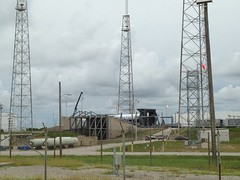 Falcon 9 Launch Pad
