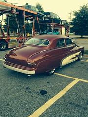 heading west......... (blue65pv544) Tags: california door ford four mercury south 4 carolina custom 1950 1949 1951 spartanburg kustom