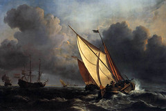 Stormy weather: How opera composers use musical maelstroms