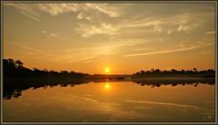 Solitary Confinement (WanaM3) Tags: park nature water sunrise pond scenery texas sony scenic bayou pasadena canoeing paddling goldenhour bayareapark clearlakecity a700 armandbayou sonya700 wanam3