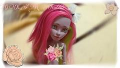 PicsArt_1434382245932 (Cleo6666) Tags: monster high doll ooak custom marisol repaint coxi monsterhigh