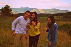 Friendship (gabriela_alvarez44) Tags: friends nature happy nikon friendship happiness 1855 d3100
