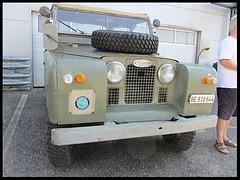 Land Rover 88 (v8dub) Tags: land rover 88 4x4 geländewagen schweiz suisse switzerland bleienbach british pkw voiture car wagen worldcars auto automobile automotive old oldtimer oldcar klassik classic collector