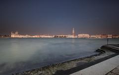 Venetian Distance (the CAMera of ian CAMpbell; simple) Tags: venice italy venetian camcam santa maria canal doge palace san marco st saint mark campanile